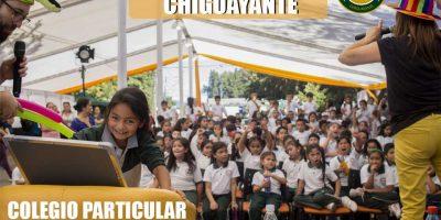 IV Feria del libro en Chiguayante